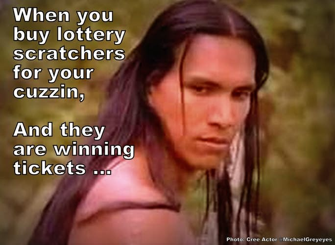 2b5740615 Native Humor  Native Christmas memes and comics to get you into the ...